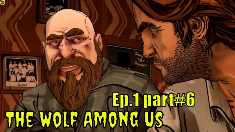 The Wolf Among Us 🧛 '' Snow was beheaded '' 🧛 - Ep.1 part6