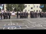 Специальные моторизованные воинские части отмечают 50-летие со дня образования