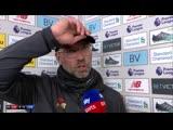 Jurgen Klopp says Mo Salah's screamer against Chelsea is one of the best goals he's ever seen live