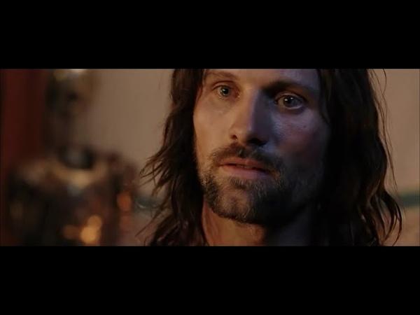 Андрил,пламя запада,скованный из обломков Нарсиля.Властелин колец:Возвращение короля