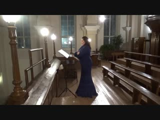 "08 giuseppe verdi, desdemonas prayer from the opera ""othello"""