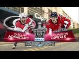 Carolina Hurricanes vs Washington Capitals - April 13, 2019 - Game 2 - Stanley Cup 2019 NHL PLAYOFFS