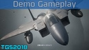 Ace Combat 7: Skies Unknown - TGS 2018 Mission 07 Demo Gameplay [HD 1080P]