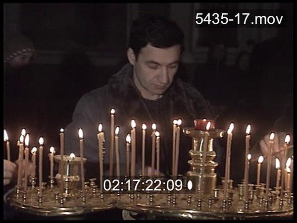 Похороны Андрея Сахарова (18.12.1989)