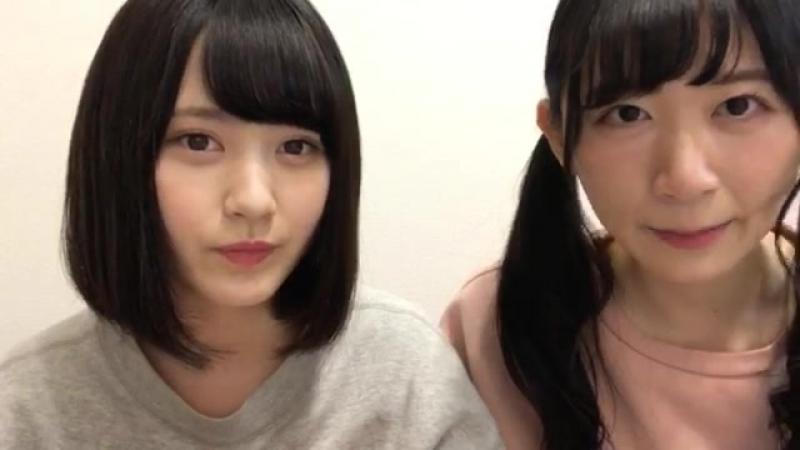 180421 NMB48 Team BII Draft KKS Yamamoto Mikana SHOWROOM