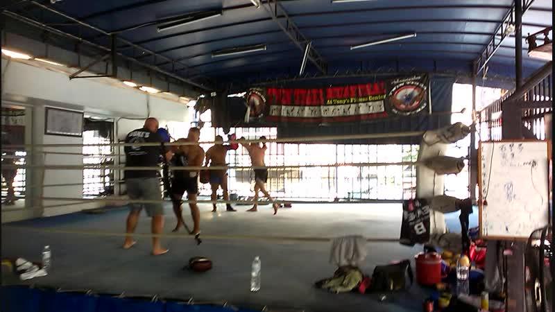 Twin Tiger Muay Thai