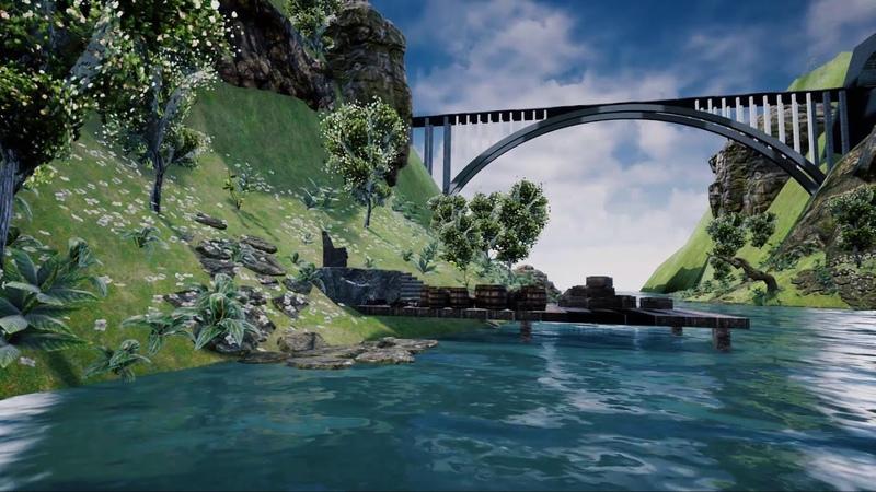 Unreal Engine 1st proj