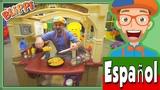 Blippi Español Aprende en el Patio de Juegos | Videos Educacionales para Niños y Infantiles