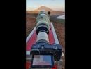 Как красиво снять луну. Прохождения Луны на фоне вулкана Тейде Канарские острова 16 км от людей в кадре