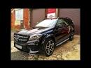 Mercedes-Benz GLS-klasse. Химчистка салона, полировка кузова, защита керамикой iShield