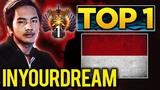 TOP 1 MMR in the World - 9k MMR inYourdreaM SEA Star Player - Dota 2