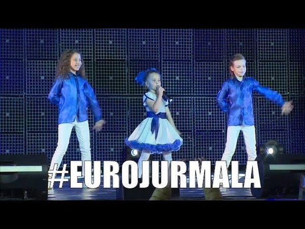 Veronica Grebneva - Eurojurmala 2016 - International Forum of Arts