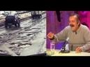 Испанец читает лекцию на тему Виды дорог в России