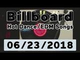 Billboard Hot DanceElectronicEDM Songs TOP 50 (June 23, 2018)