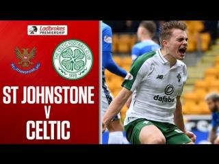 St johnstone 0-6 celtic _ james forrest scores four goals in 30 minutes! _ ladbr