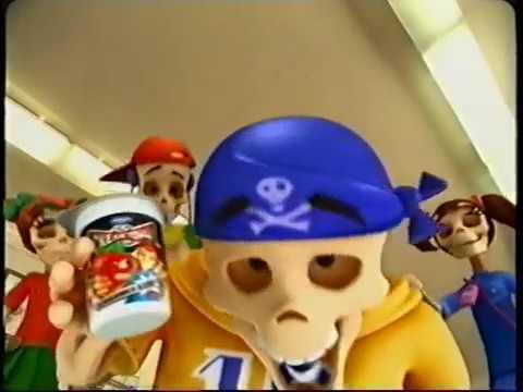 Реклама Скелетоны (2005)