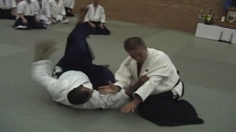 2008 Birankai Aikido Summer School - Miyamoto Tsuruzo, Shihan 宮本鶴蔵 01