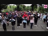 K-pop Random Dance Challenge в Гуанчжоу ч.1