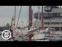 О старом Томасе и белых парусах Подготовка к олимпийской парусной регате в Таллине 1979