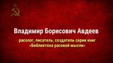 1 Владимир Авдеев Русских убивают посредством их неспособности сказать нет
