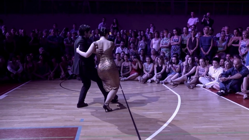 Fernando Sanchez y Ariadna Naveira - Donde Estas - Osvaldo Pugliese, MSTF 2016