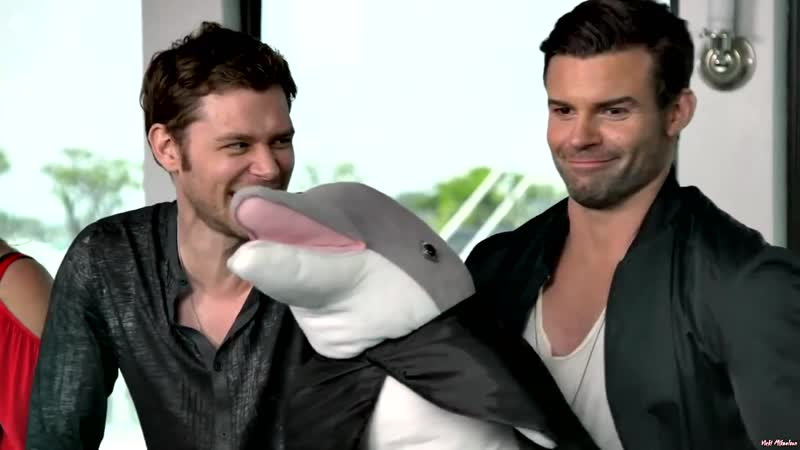 ► The Originals Cast Me TOO FUNNY MOMENTS ¦ Comic Con