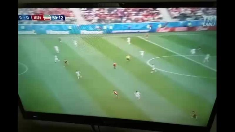 Euro 2018 Dünya Kupası Fas-İran Maçı