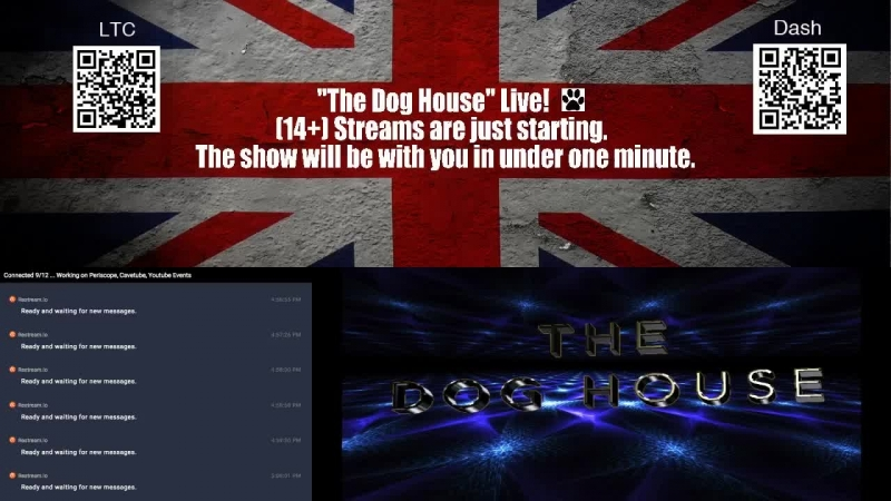 The Dog House Live!