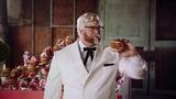 KFC | The Double Colonel World-Record Sandwich Pull | Double Crispy Colonel Sandwich