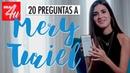 20 preguntas a Mery Turiel HOLA 4u
