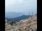Ай-Петри, 1234 м над уровнем моря