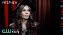 iHeartRadio Music Festival 2018   Backstage with Nicole Maines   The CW