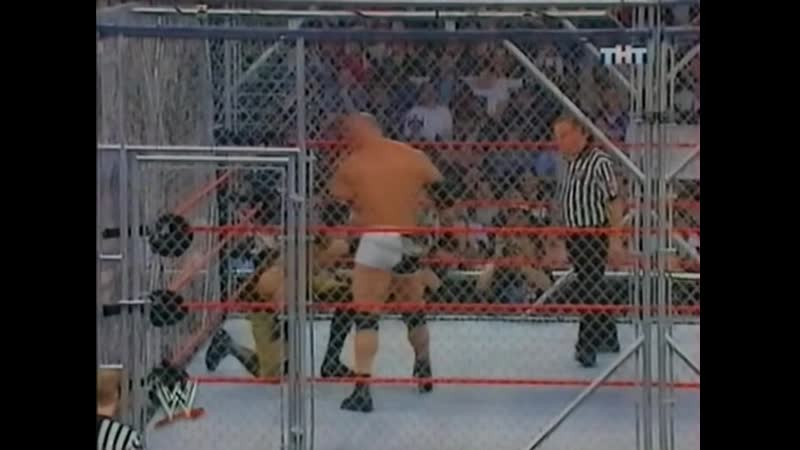 RAW (12.05.2003) | «Титаны рестлинга» на ТНТ | «Всемирная федерация рестлинга» (World Wrestling Federation)