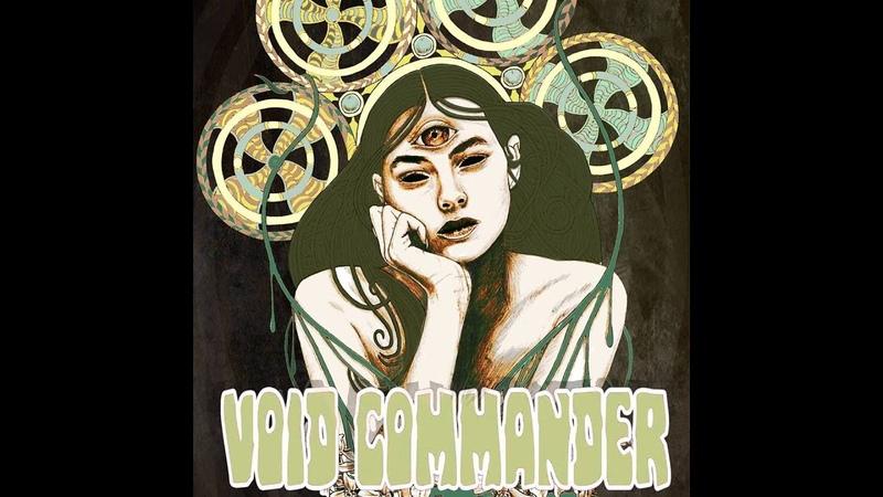 Void Commander - Void Commander (2018) (New Full Album)