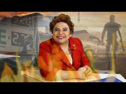 Dilma - TEVE GREVE, MAS CADE AS PANELAS?