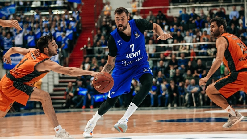 Sergey Karasev Highlights 26 Pts vs Valencia 24.10.2018
