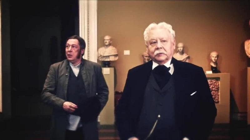 Истопник был первый посетитель музея изящных искусств Глаз Божий Фильм первый С предисловием Леонида Парфенова