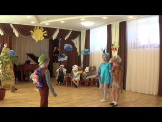 Детский сад №89 ОАО «РЖД» Мюзикл «Таинственный гиппопотам»