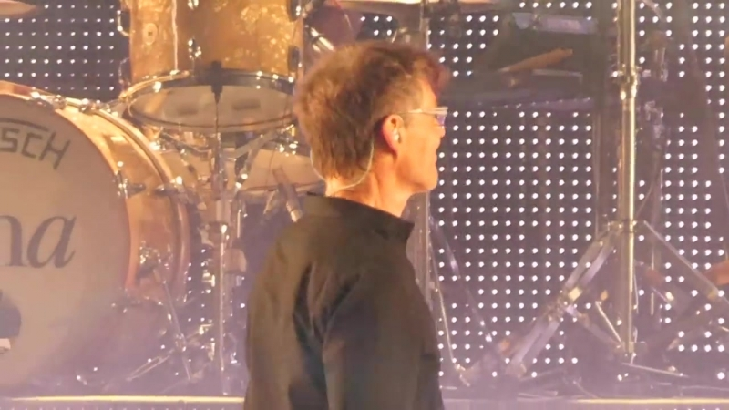 1 hour with A-HA live in tivoli copenhagen the electric summer tour 27-7 2018 lu