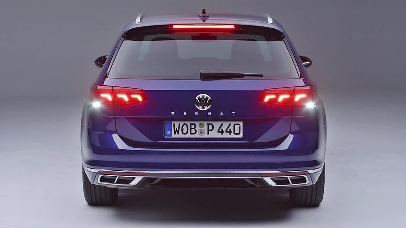 2020 Volkswagen Passat - interior Exterior and Drive