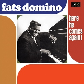 Fats Domino альбом Here He Comes Again!
