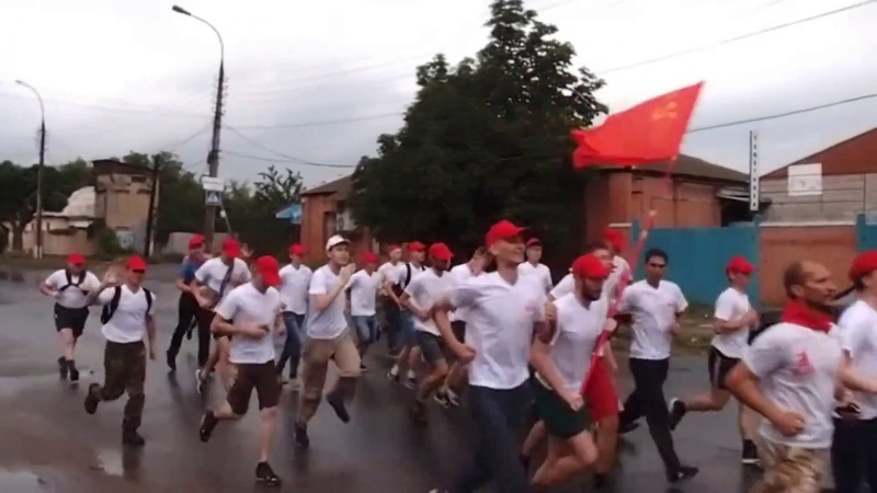 День советской молодёжи отметили коммунисты и комсомольцы ЛНР