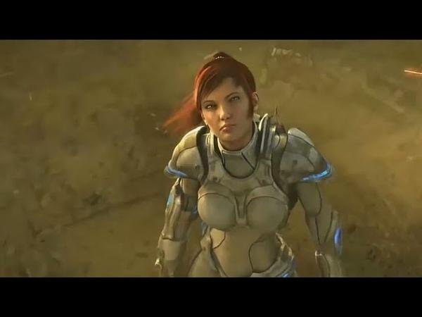 StarCraft 2 cinematic [GMV] Disorder - Define Unit (Breakbeat Electronic) [UHD] [4K]