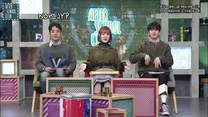 [инстаграм] 181009 Хиджун, Пак Джимин (15) и Сынмин @ arirang_asc