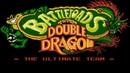 Боевые Жабы на Денди Battletoads and Double Dragon игра девяностых
