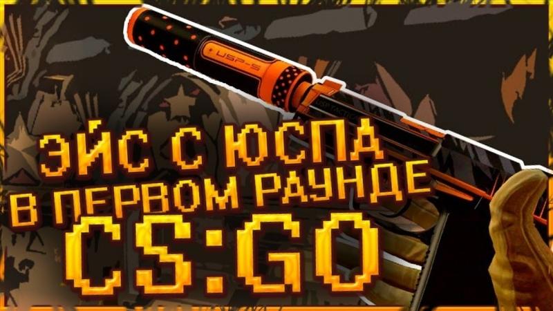 CS:GO - Эйс С USP-S (Shved`)
