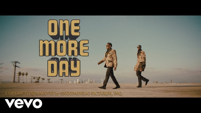 Snoop Dogg One More Day feat Charlie Wilson ft Charlie Wilson