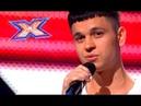 Влад Семенов – Christina Aguilera – Say Something – Х-фактор 9. Третий кастинг
