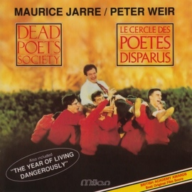 Maurice Jarre альбом Dead Poets Society - Le cercle des poètes disparus