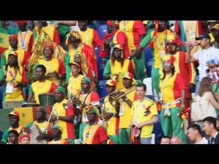 Барабаны Сенегала